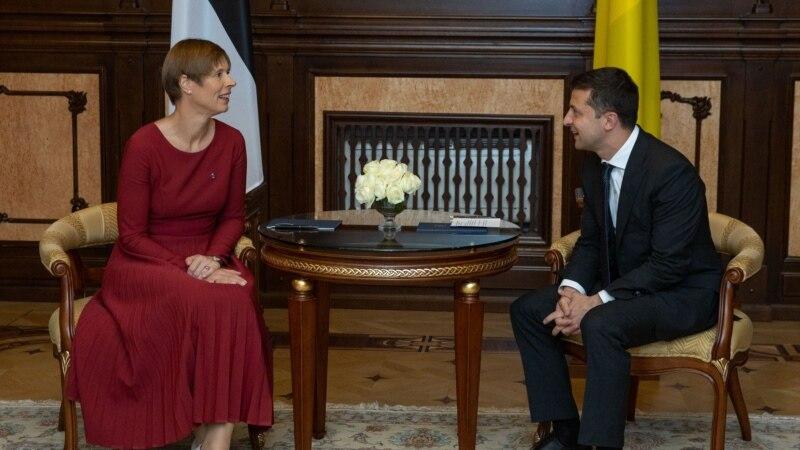 Зеленський планує відвідати Естонію з офіційним візитом у жовтні