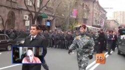 Армянская оппозиция против прочных связей с Кремлем