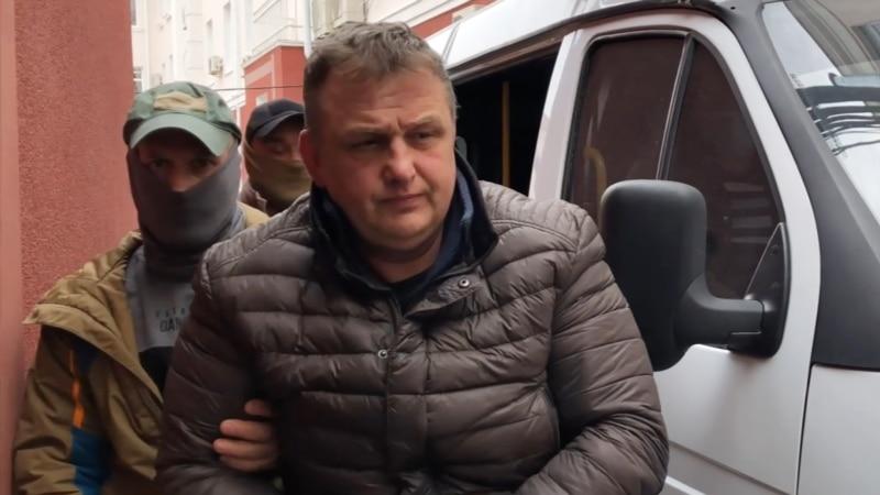 U.S. Denounces Crackdown On 'Independent Voices' In Crimea After RFE/RL Freelancer Targeted