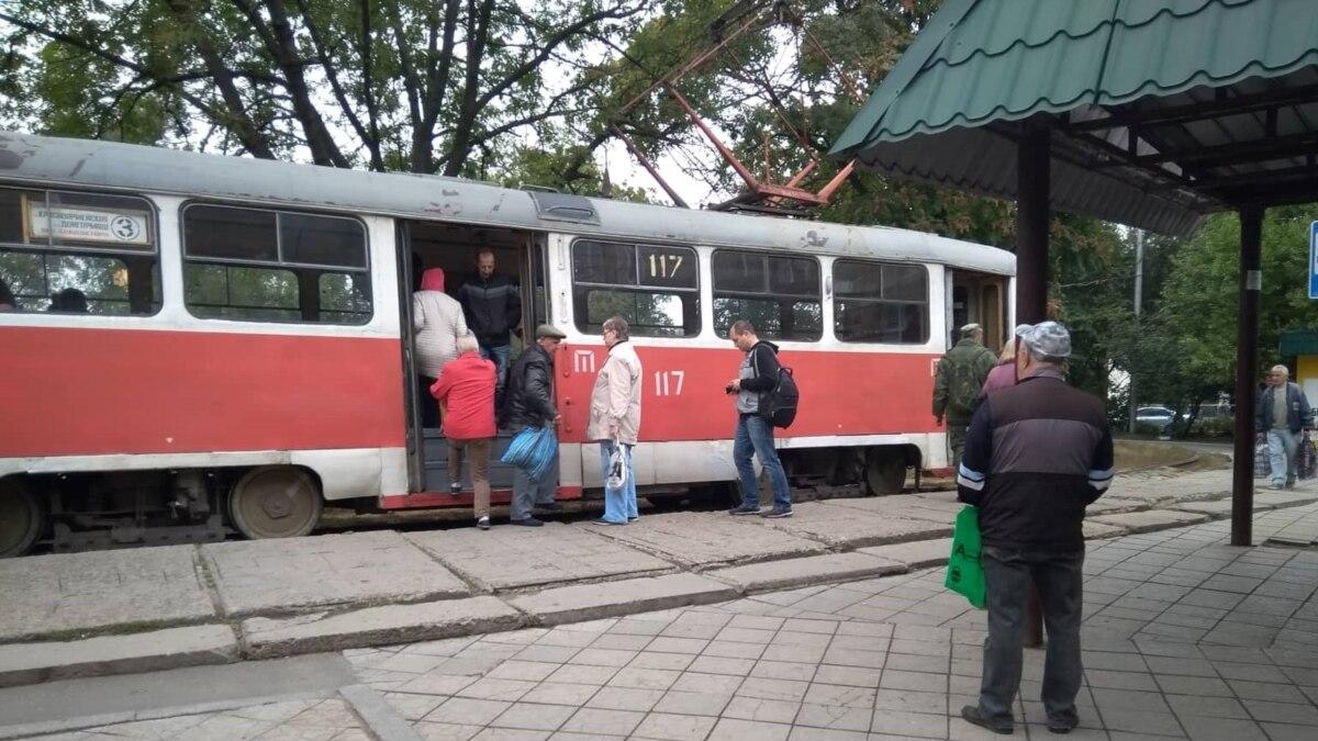 Магазины, аптеки, транспорт: как реагируют на угрозу коронавирус в оккупированном Донецке