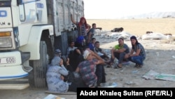 مُهجّرون من الموصل