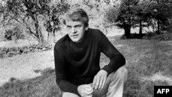 Милан Кундера в Праге, 14 октября 1973