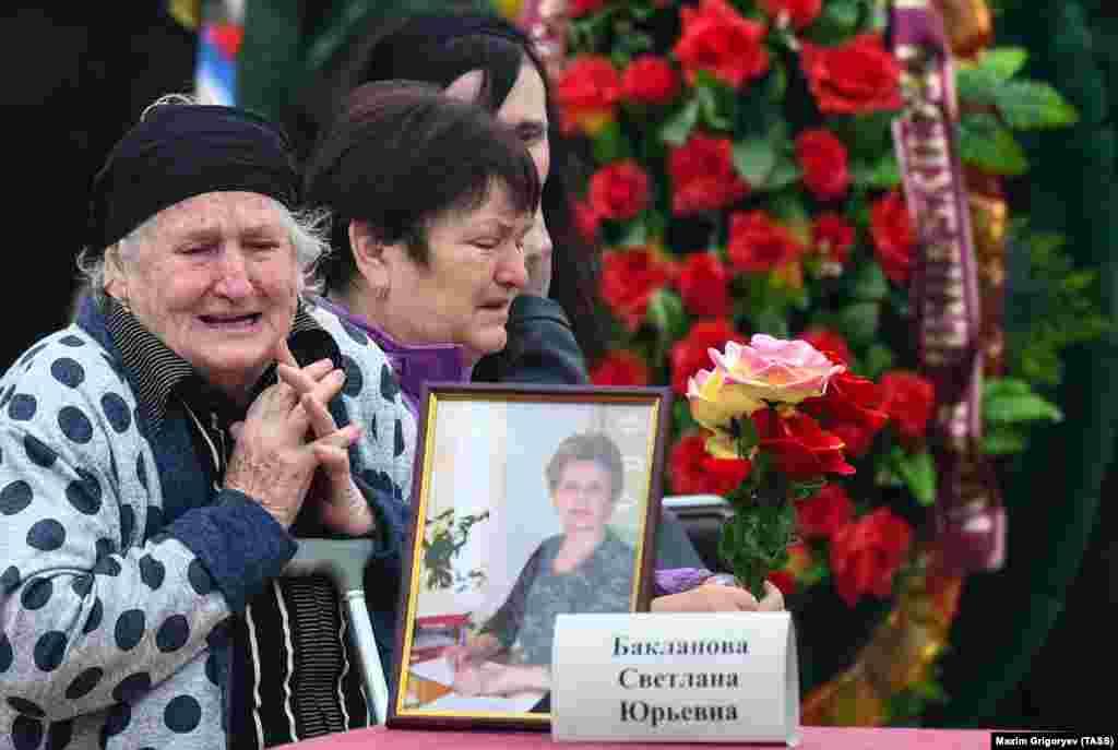 Среди погибших – студенты и преподаватели колледжа