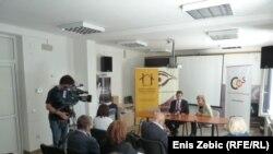 Ivan Šimonović na predavanju u Zagrebu, 28. svibanj 2012.