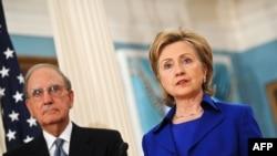 Hillari Klinton Corc Mitçeli İsrail-Fələstin münaqişəsinin həlli üçün xüsusi elçi təyin edib