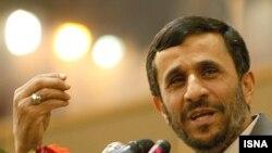 Ирандын президенти Ахмединежад