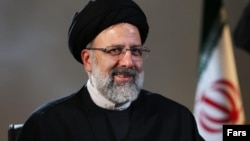 Ebrahim Raisi, the head of Iran's judiciary