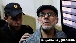 Алексей Малобродский в Мещанском суде Москвы