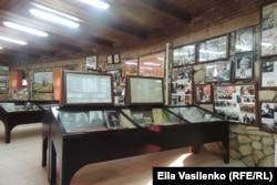 Экспозиция музея казачества