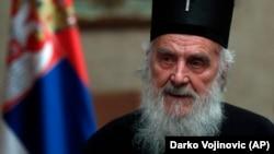 Patrijarh Srpske pravoslavne crkve Irinej