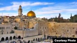Иерусалим, иллюстрационное фото