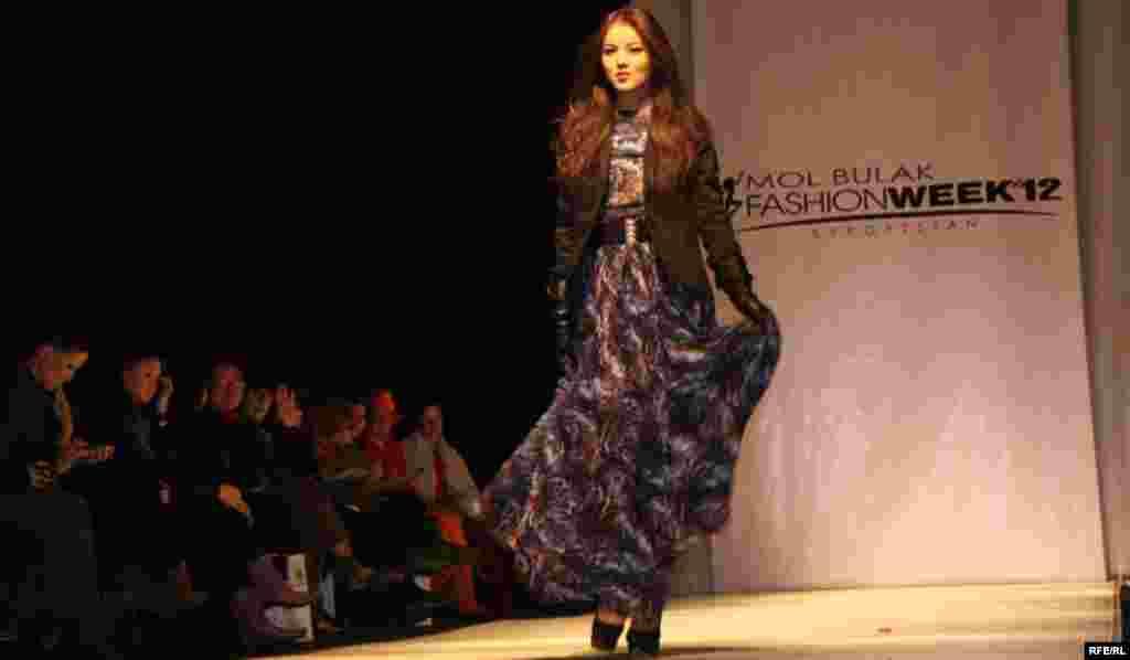 Осенняя Неделя моды-2012 #20