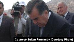 رئیس جمهور تاجکستان
