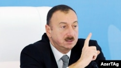 Президент Ильхам Алиев, 12 февраля 2013