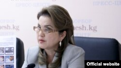 Дамира Ниязалиева.