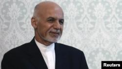 Ауғанстан президенті Ашраф Ғани.