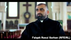 الأب نور القس موسى، راعي كنيسة السريان الكاثوليك في الاردن