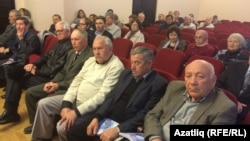 Татарстан язучылары берлеге утырышы