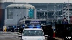 После взрыва в аэропорту Брюсселя. 22 марта 2016