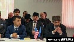 Бөтендөнья кырымтатар конгрессының координация шурасы утырышы, 2016 елның 16 гыйнвары