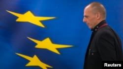 Ministri grek i Financave, Yanis Varoufakis.