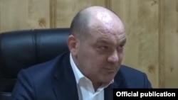 Бухадиев Мохьмад, Невран кIоштан куьйгалхо