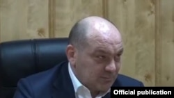 Магомед Бухадиев, и.о. главы Наурского района Чечни