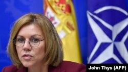 ესპანეთის თავდაცვის მინისტრი, მარია დოლორეს დე კოსპედალი