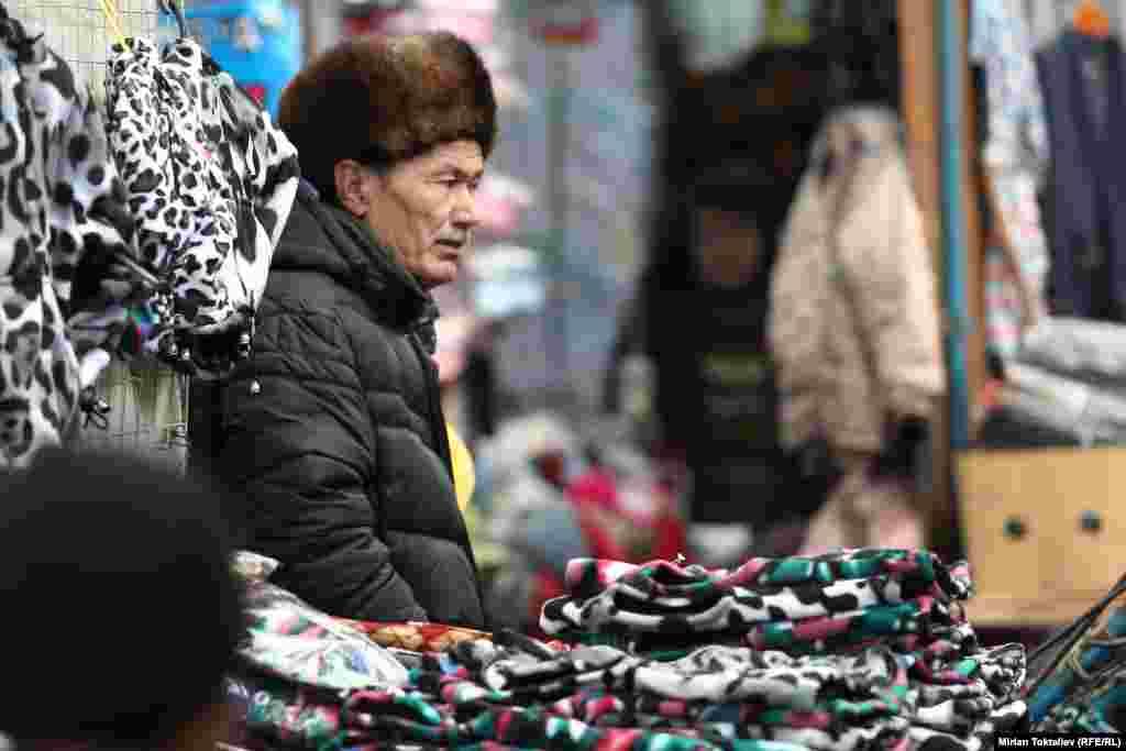 Дордой расположен на севере Бишкека