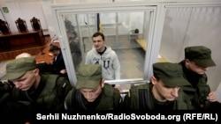 Станіслав Краснов у суді, архівне фото