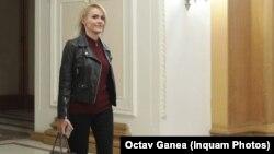 Gabriela Firea după reuniunea conducerii PSD