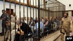 24 qytetare te Evropes Lindore akuzohen si mercenare te Gadafit, foto ilustruese nga arkivi...