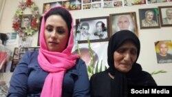 گوهر عشقی و سحر بهشتی، مادر و خواهر ستار بهشتی