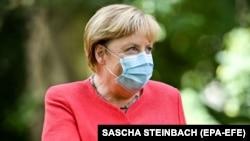Kancelarja gjermane, Angela Mekel.