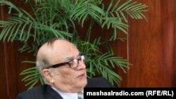 د پښتونخوا ګورنر مسعود کوثر