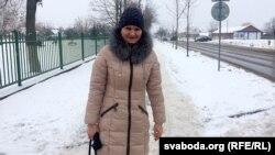 Сьвятлана Палхоўская