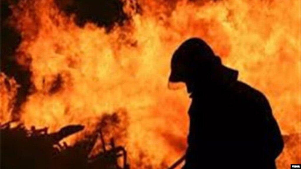 انفجار و آتشسوزی در کارخانه میعانات گازی فریمان «خسارات زیادی برجای گذاشت»