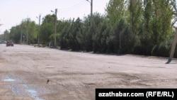 Türkmenistan, awtomobil ýoly