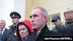 Губернатор Сергей Морозов