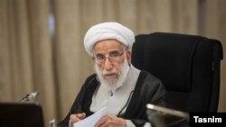 علی جنتی، دبیر شورای نگهبان