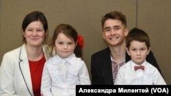 Беларусы Вашынгтона адзначаюць 100-я ўгодкі БНР. 23 сакавіка 2018 году