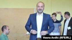 Kao ličnost za predsednika bio idealan kandidat za građansku Srbiju (na fotografiji Saša Janković)