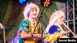 Чал Урал башкорт төркеме Крутушка фестивалендә катнашты