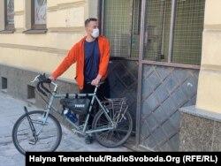 Валентин Лазар у Львові