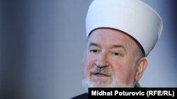 Donedavni reis Mustafa ef. Cerić