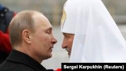 Зато с Владимиром Путиным Кириллу всегда есть, о чем поговорить