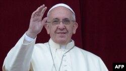پاپ فرانسيس، رهبر کاتوليکهای جهان