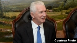 Рускиот амбасадор во Македонија, Олег Шчербак
