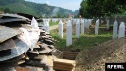 Srebrenica, Potočari 10. jula 2010