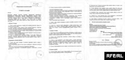 """Ugovor o saradnji između Instituta za onkologiju i radiologiju Srbije i """"Nacionalnog medicinskog istraživačkog radiološkog centra"""" Ministarstva zdravlja Ruske Federacije potpisanom 26. septembra 2019. godine u kome nema ništa o pomoći Rusije Srbiji u istrazi posledica NATO bombardovanja"""